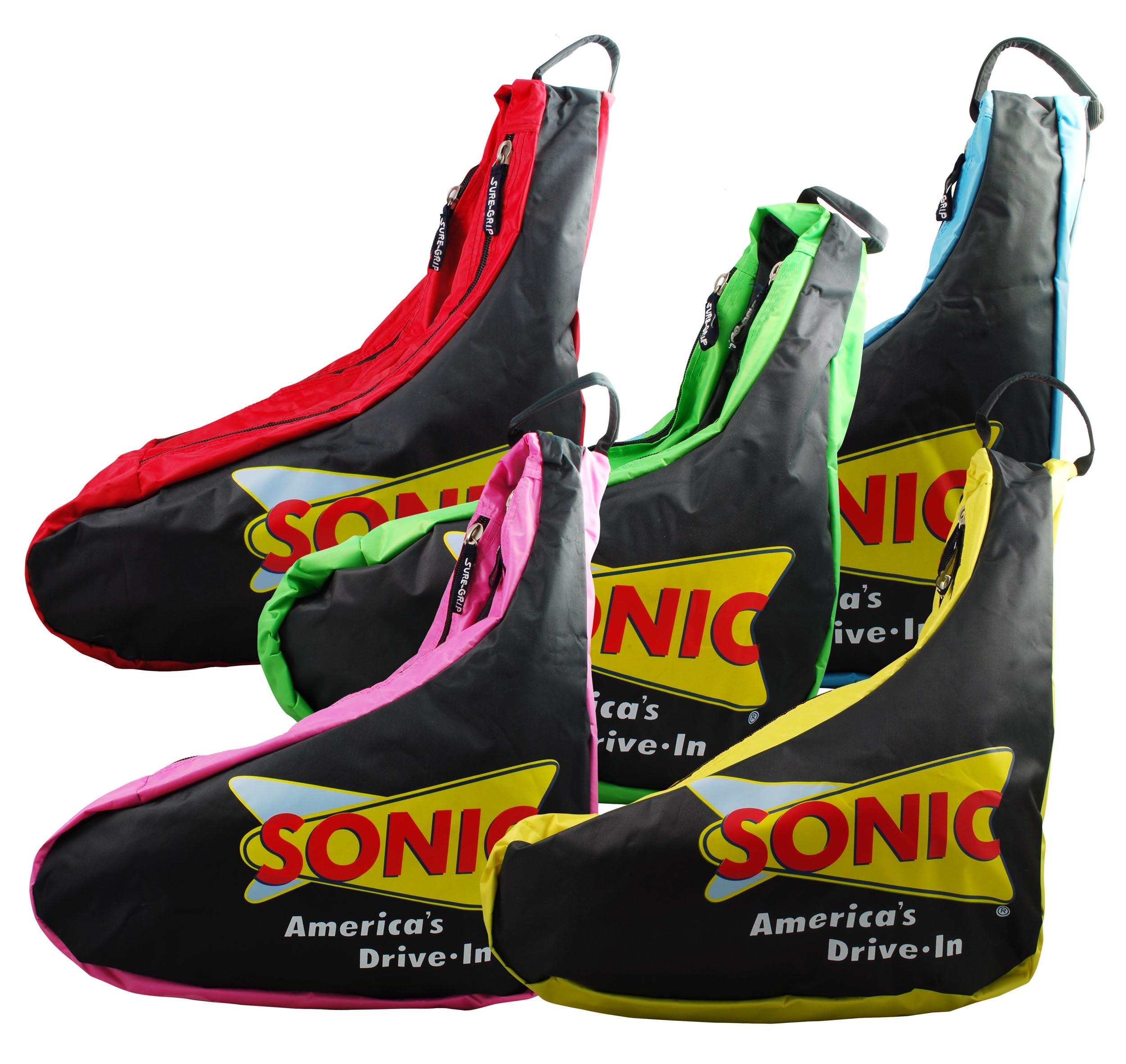 Sonic Skate Bag