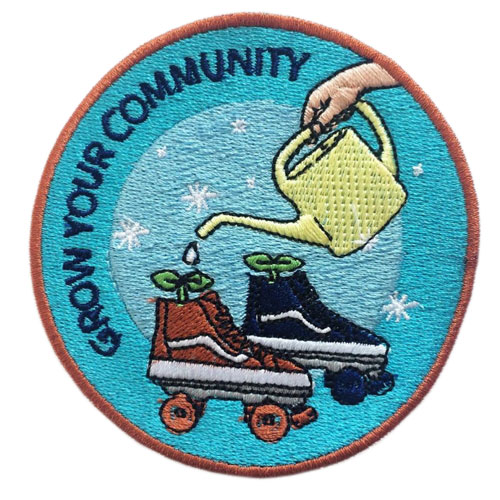 Grow Your Community Patch