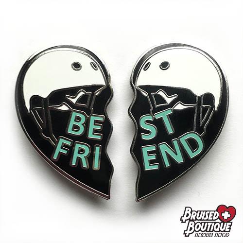 Best Friends Pins