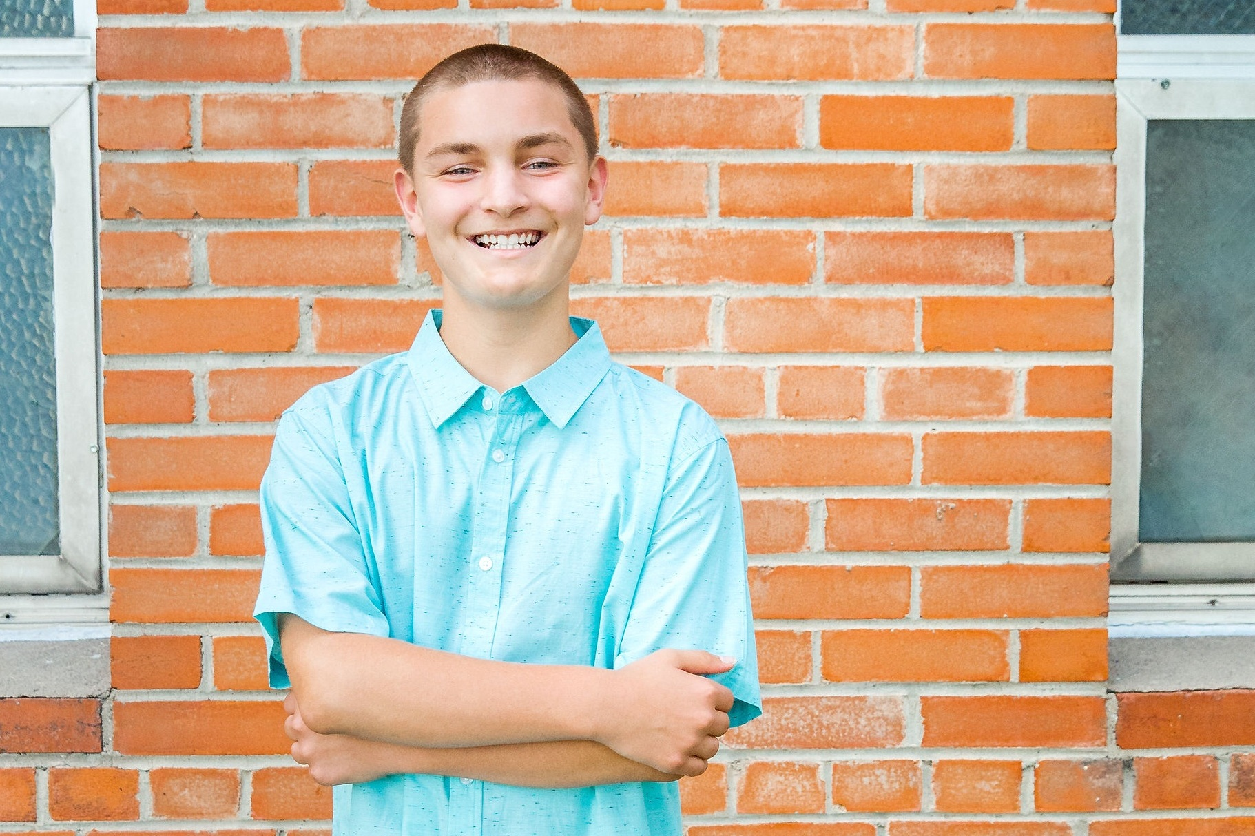 Jacob - Jacob has spent 8 of his 15 years in foster care. He enjoys children and animals, and would love a family to play games with, younger siblings, a cat, AND a dog.