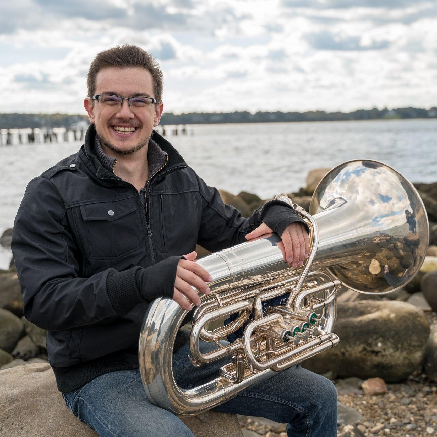 Ryan Hayward (Tuba, Trombone, Baritone Horn, Euphonium, Trumpet, French Horn)