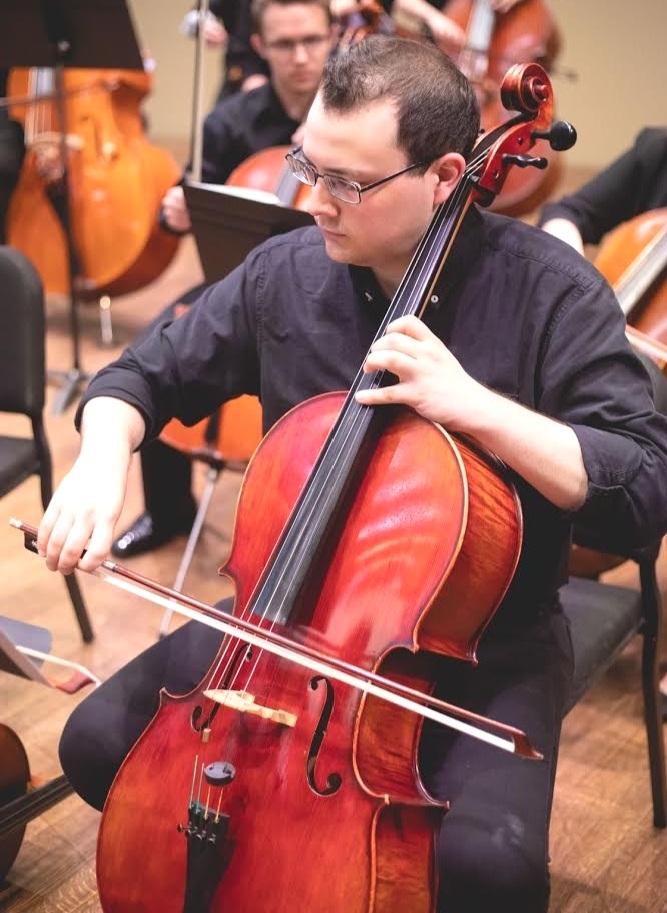 Tom Valdez (Cello)
