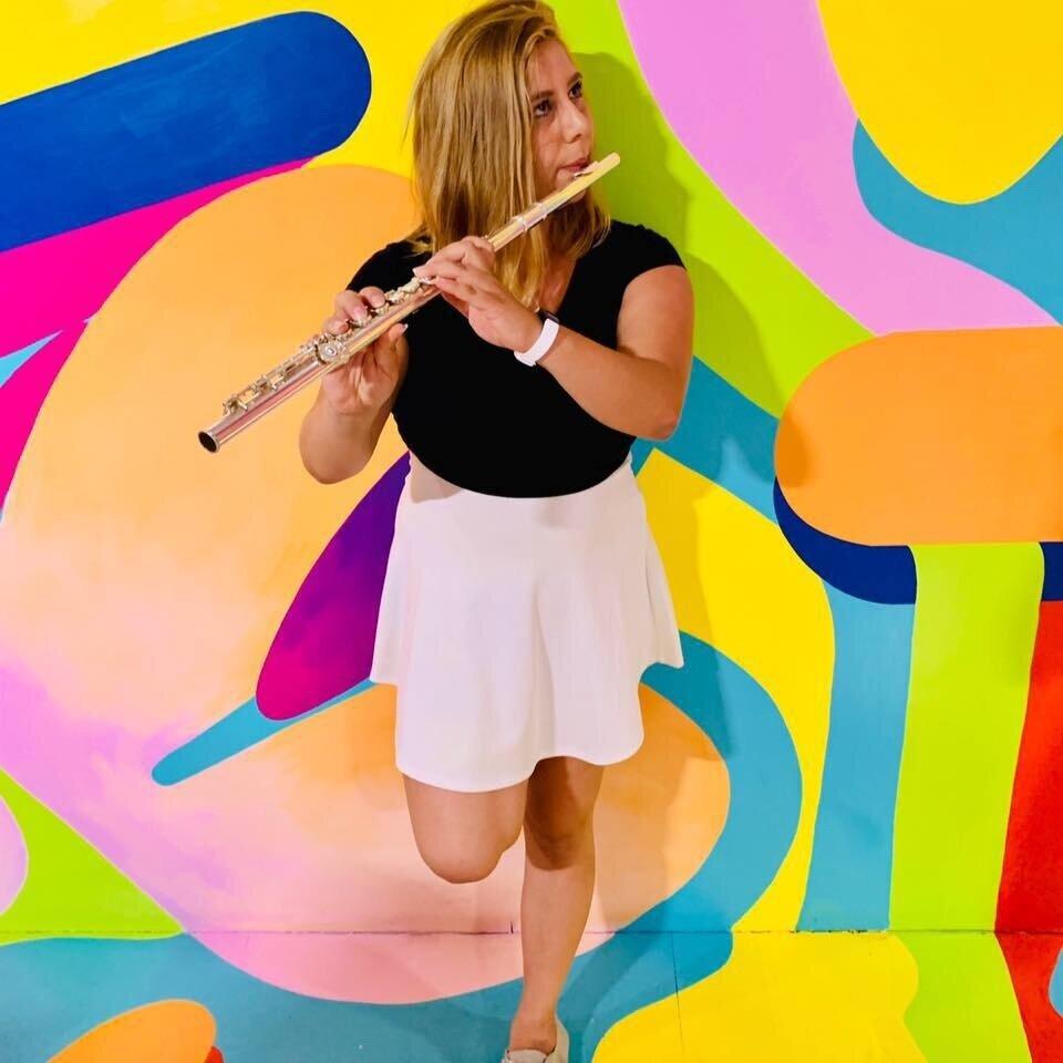 Danielle Sopchak  ( Flute, Saxophone, Clarinet, Jazz Specialist, Beginning Piano)