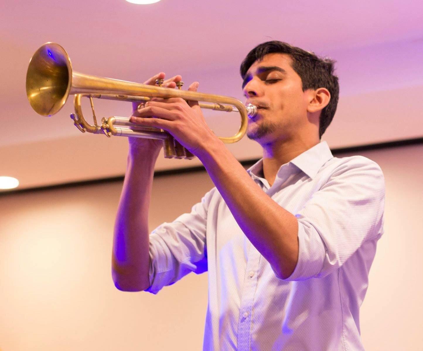 David DiTrapani (Trumpet, Trombone, Piano)