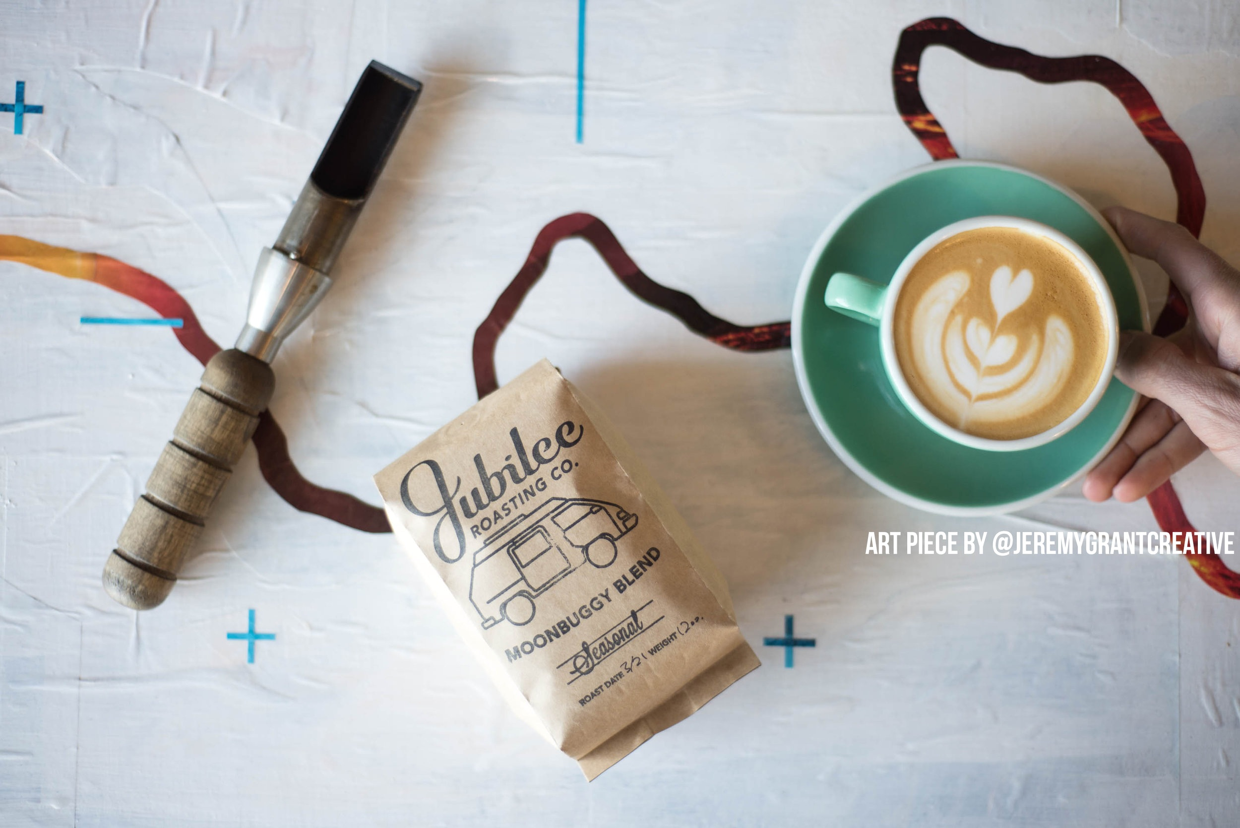 <p><strong>Jubilee Roasting Co.</strong><i>More →</i></p>