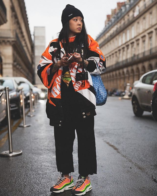 Well what more can be said about @christinapaik that hasn't already been said? Not only does she have her own unique and fresh style, her distinct photography is what landed her on projects with brands like Louis Vuitton, Off-White, Nike and more, even working very closely with Virgil Abloh on an upcoming book featuring unreleased photos since they started working together. Her focus in photography has always been around females in fashion & streetwear, as you can see from her work, since she's very passionate about the idea of showcasing women with their most natural looks.   We are excited to see what else Christina has on the books for 2019, and being that she's from New York like us, we recommend you follow her and her journey, as we see some exciting things ahead 🙏 #KeepItTrill  • • • • • #streetwear #streetfashion #women #france #newyorkcity #womenswear #woman #manhattan #parisjetaime #ladies #igersparis #outfitoftheday #brooklyn #ny #womensfashion #yeezy #topparisphoto #lookbook #menstyle #outfitsociety #lady #supreme #simplefits #mensstyle #snobshots #clothing #highsnobiety #parismonamour
