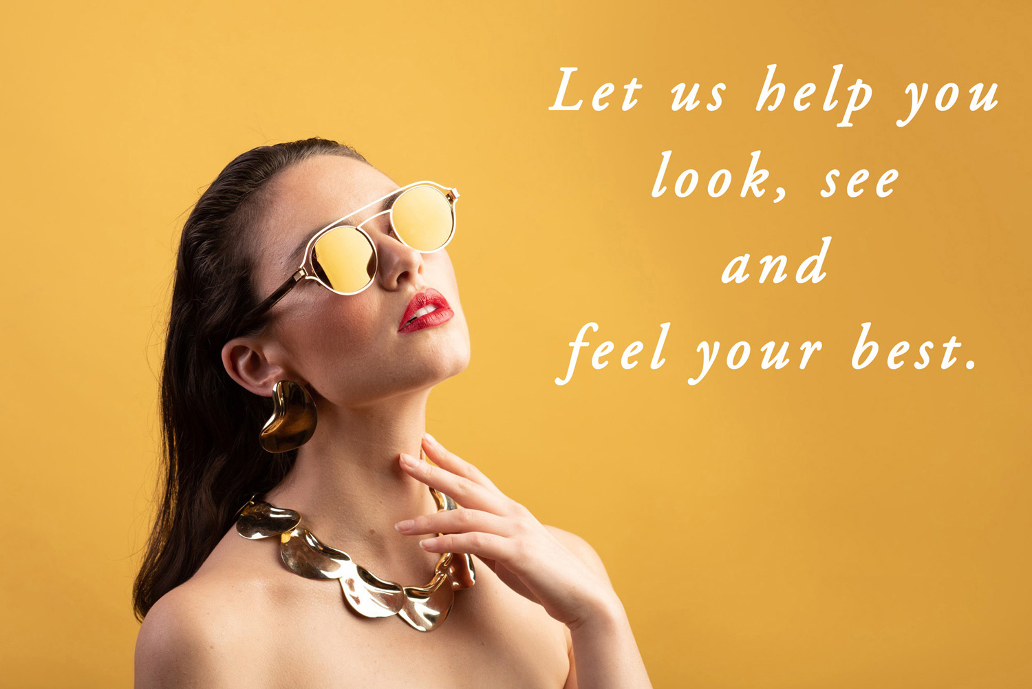 Products - Look, See and Feel your best. Make a fashion statement by adding style and elegance to your ensemble with our exclusive selection of luxury hand crafted eye glasses.