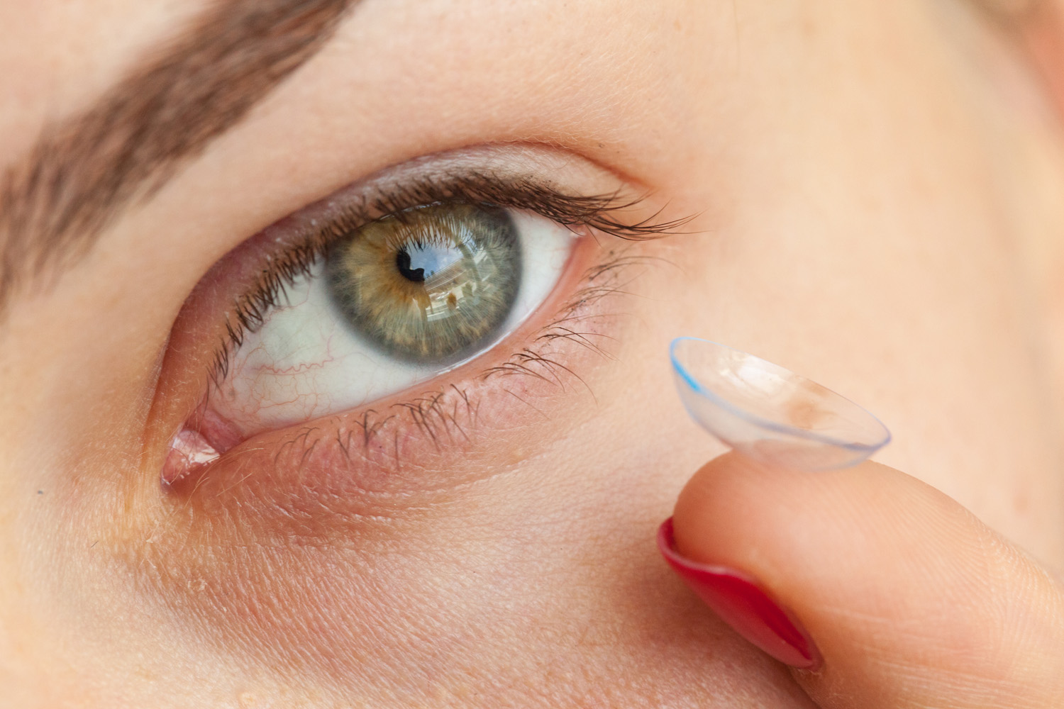 Contact lens service - Our goal is to help you find the most comfortable wearing experience possible.