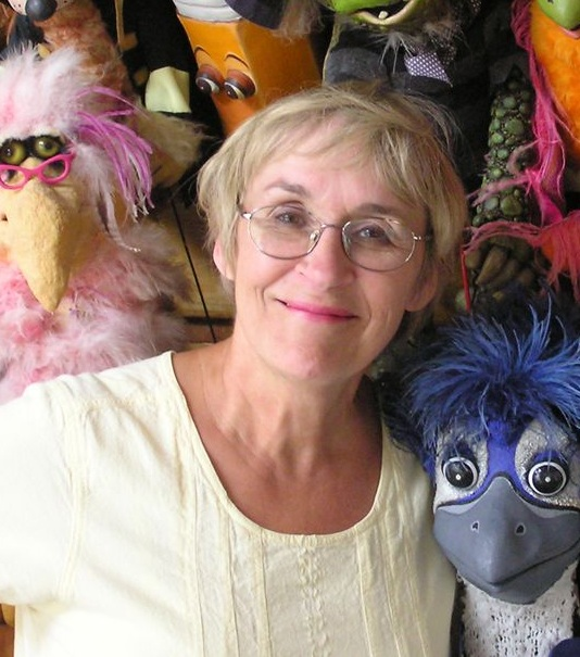 Noreen Young, puppet designer