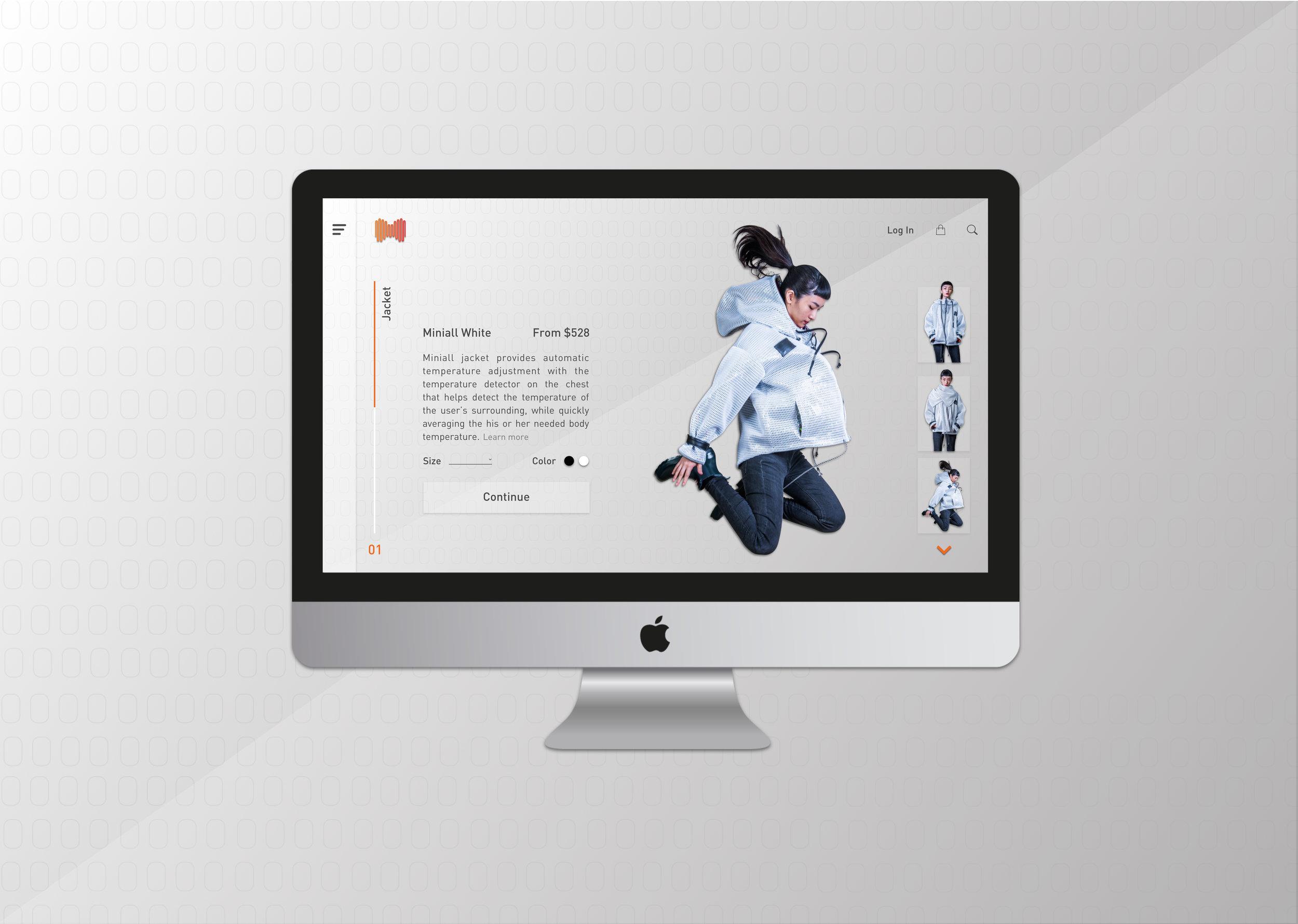Miniall Website