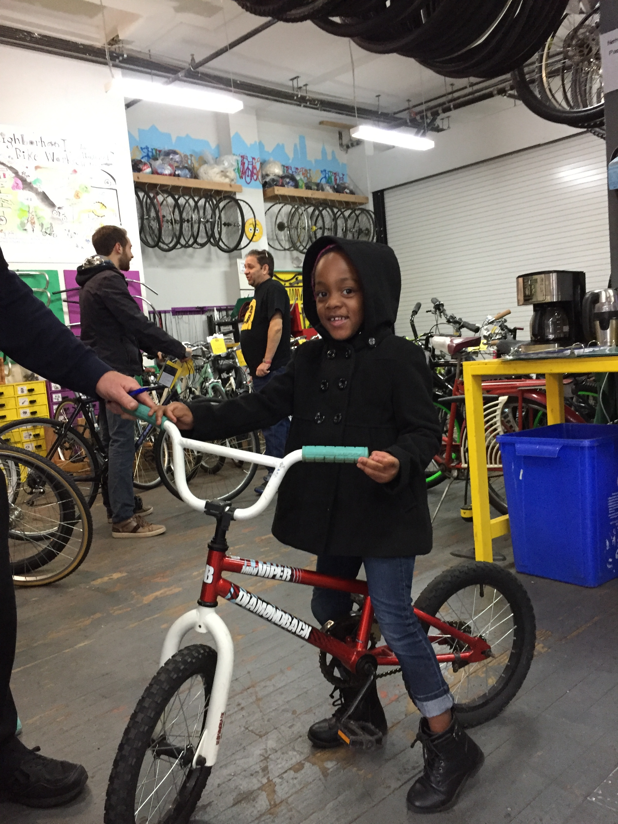 Do you have a bicycle to donate? - We welcome donations of bikes and gear — please just check our list of what we can use first.