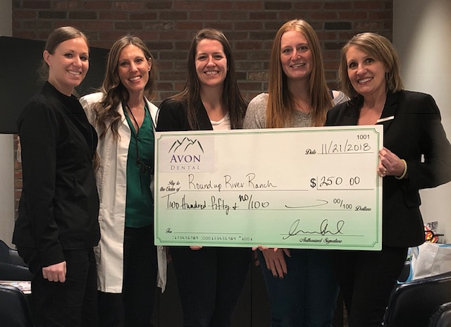 Avon Dental supports Roundup River Ranch.