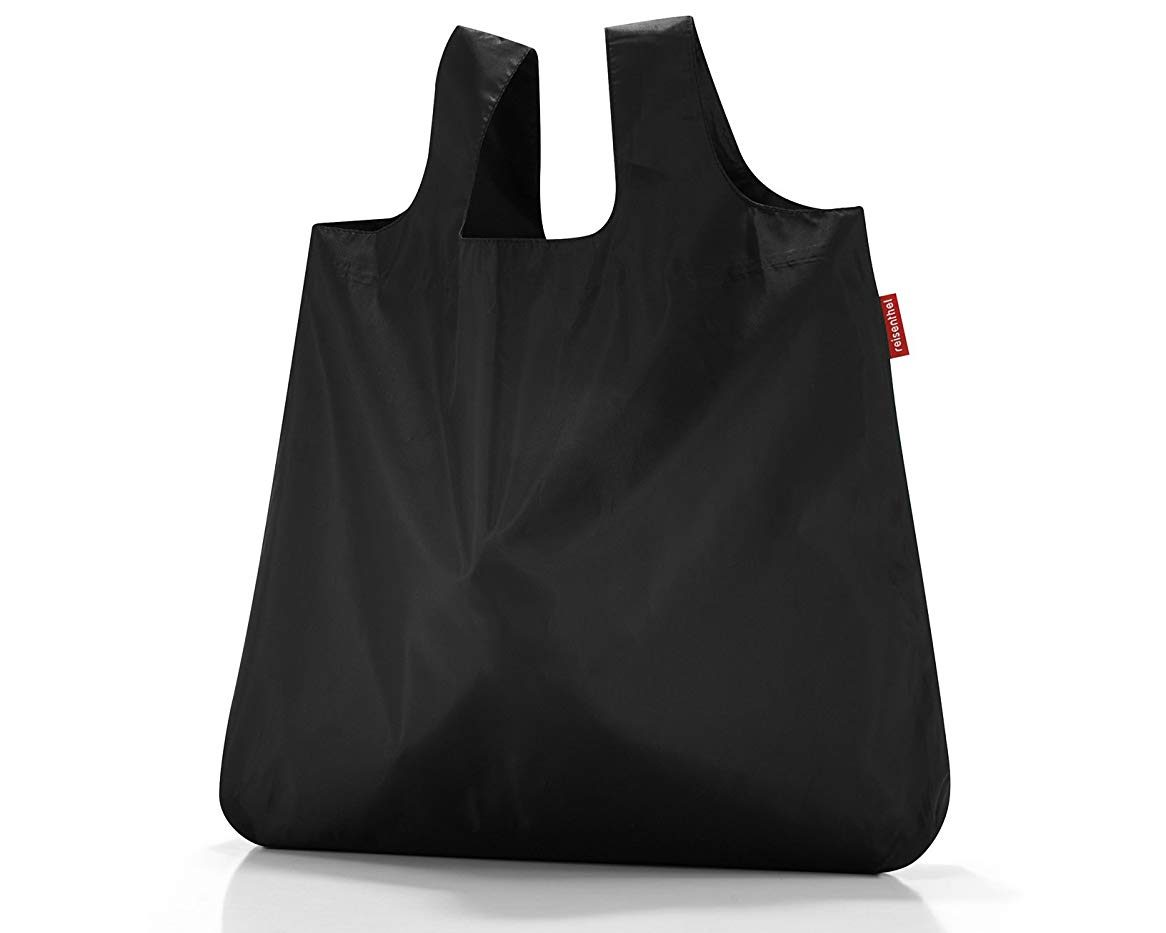Packable Reusable Shopping Tote with Carrying Pouch