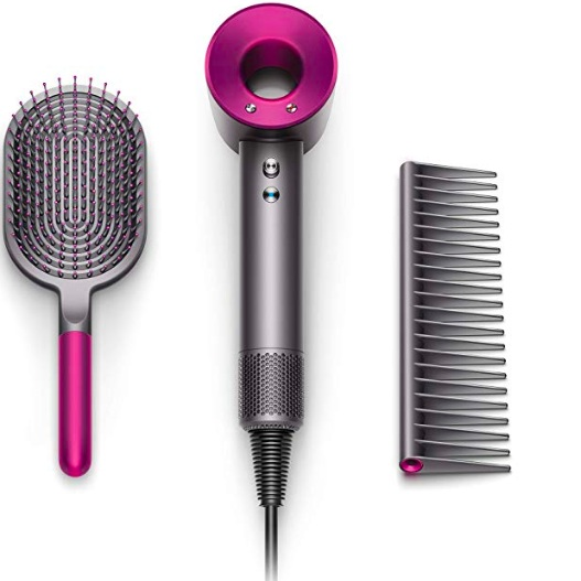 Supersonic Dyson Hair Dryer Special Edition Gift Set - available on Amazon