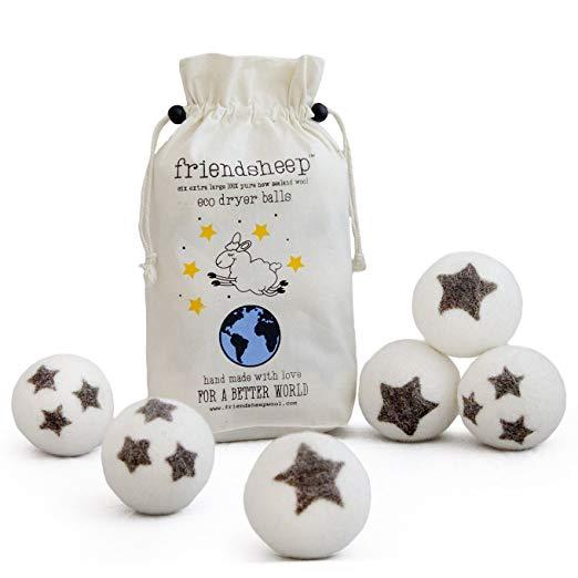 Eco Wool Dryer Balls