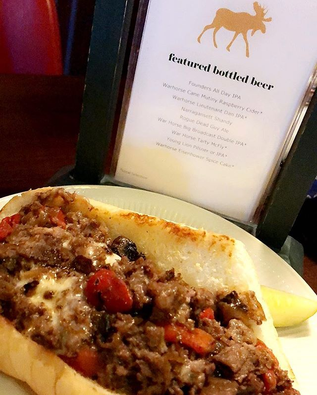 Just in case you haven't heard it's back!!! For all your philly fans!! PHILLY TUESDAYS ARE HERE! Come down and grab your much missed Fargo fav, Tuesday's and Tuesday's only!!! #fargobarandgrill #innsofaurora #flxfood #phillycheesesteak