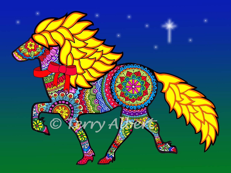 Horse Art Terry Albert Artist