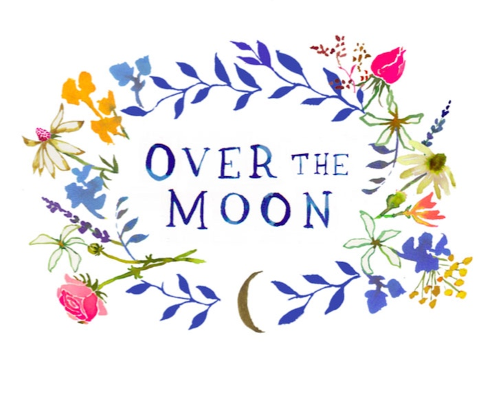 The Nat Note // Over the Moon - Nothing old, everything new, some pretty things picked by moi & lots of blue