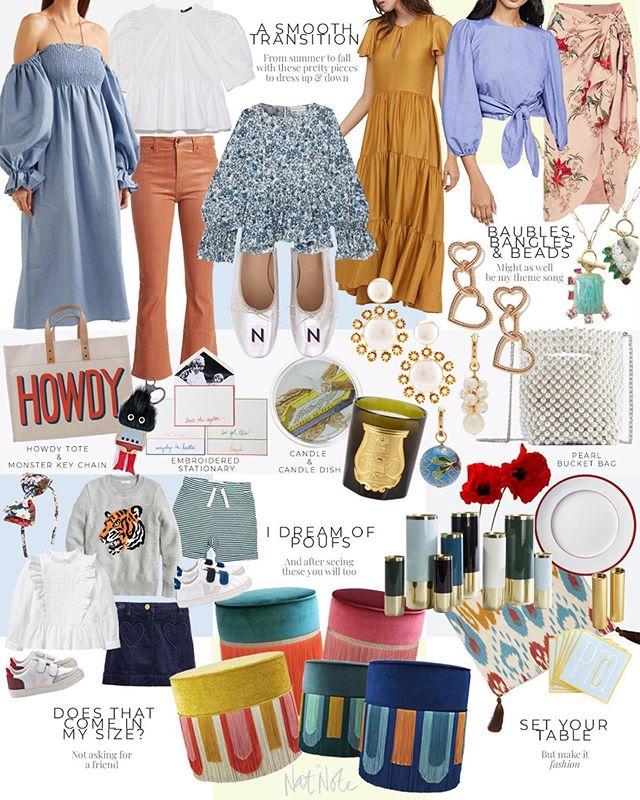 Your Monday morning inbox ... but make it fashion 💁🏼♀️ http://liketk.it/2EMwJ #liketkit #ltkxnyfw @liketoknow.it