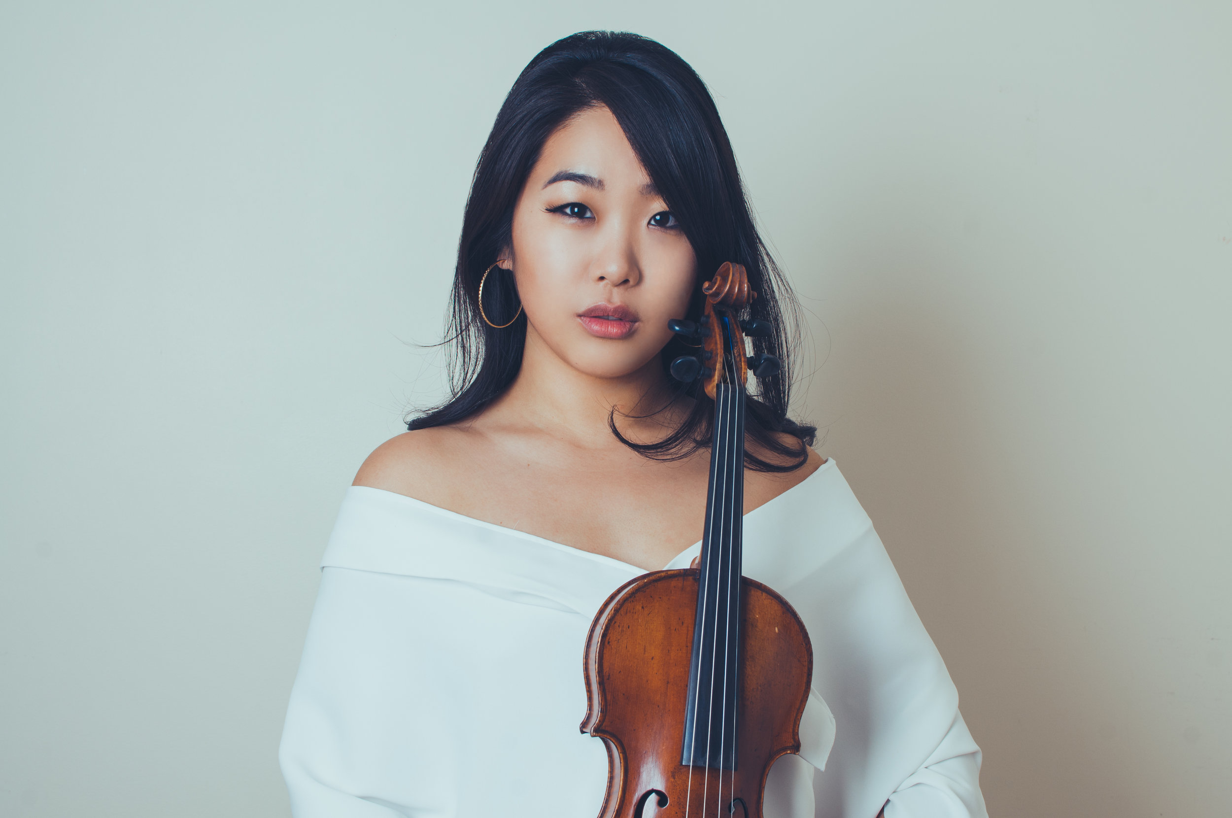 KRISTIN LEE  | violin    Artistic Director, Emerald City Music in Seattle; Artist Member, Lincoln Center Chamber Music Society