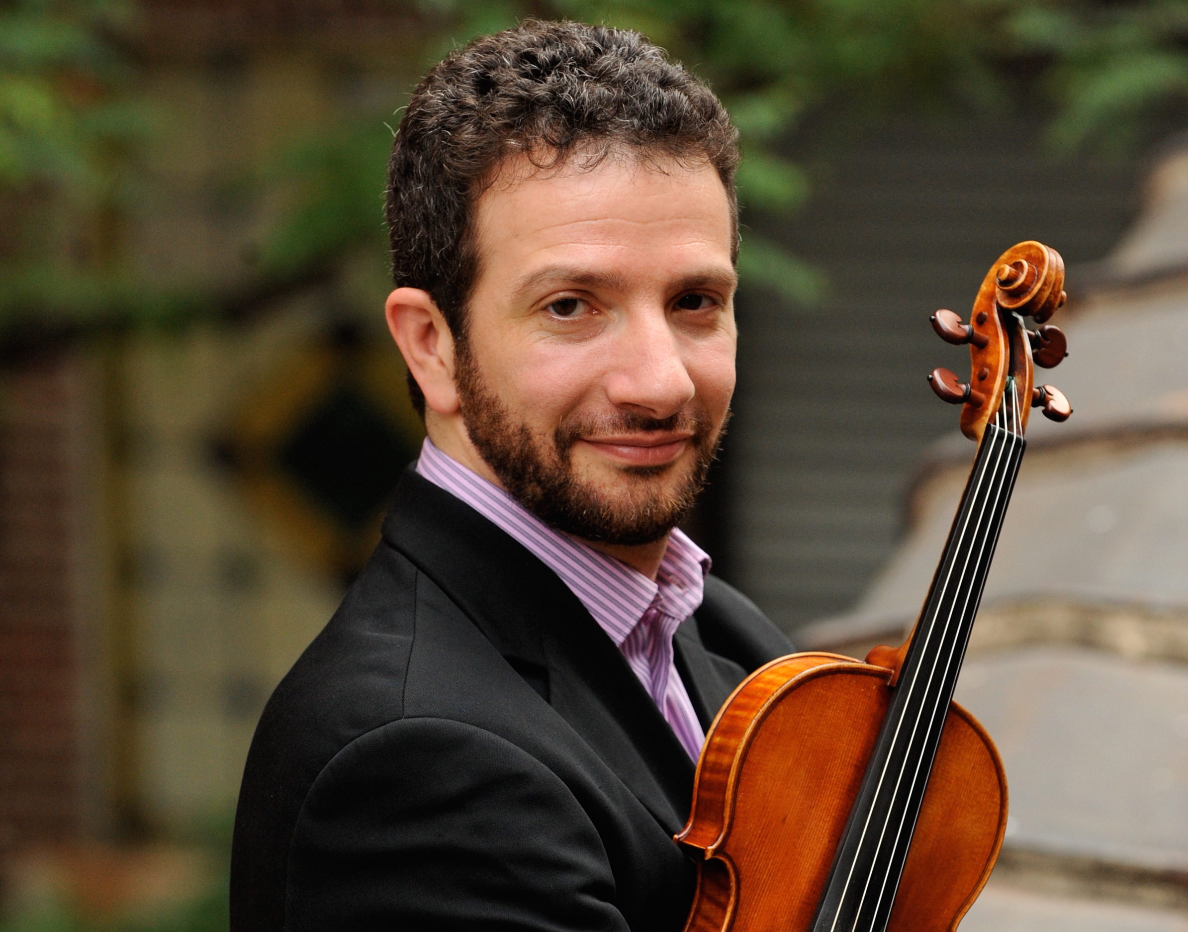 STEVEN COPES  | violin  Concertmaster, Saint Paul Chamber Orchestra; Artist Faculty, Curtis Summerfest