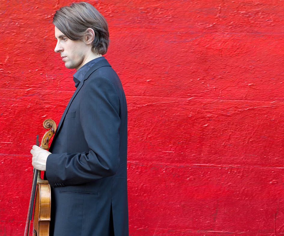 DIMITRI MURRATH  | viola  Faculty & Chair of Chamber Music, San Francisco Conservatory of Music; Winner, Primrose International Viola Competition