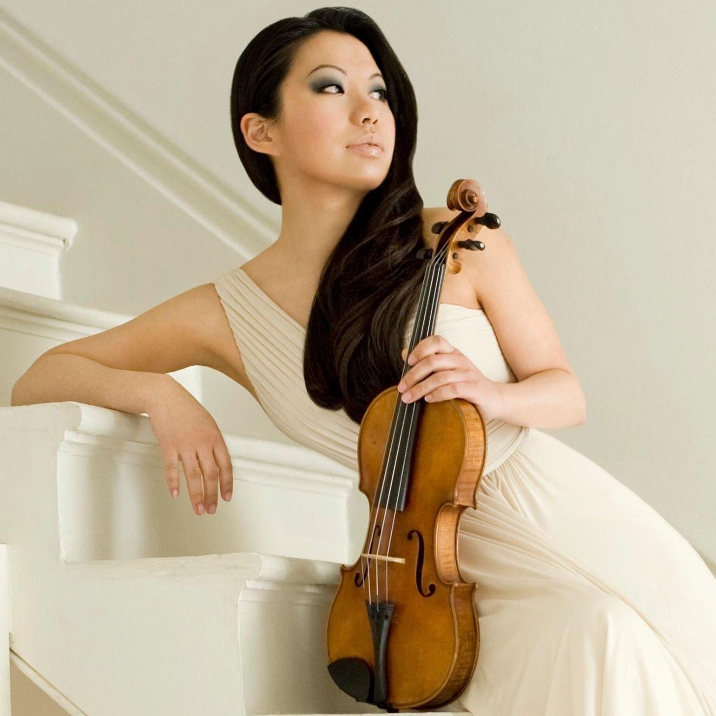 Sarah Chang — Olympic Music Festival