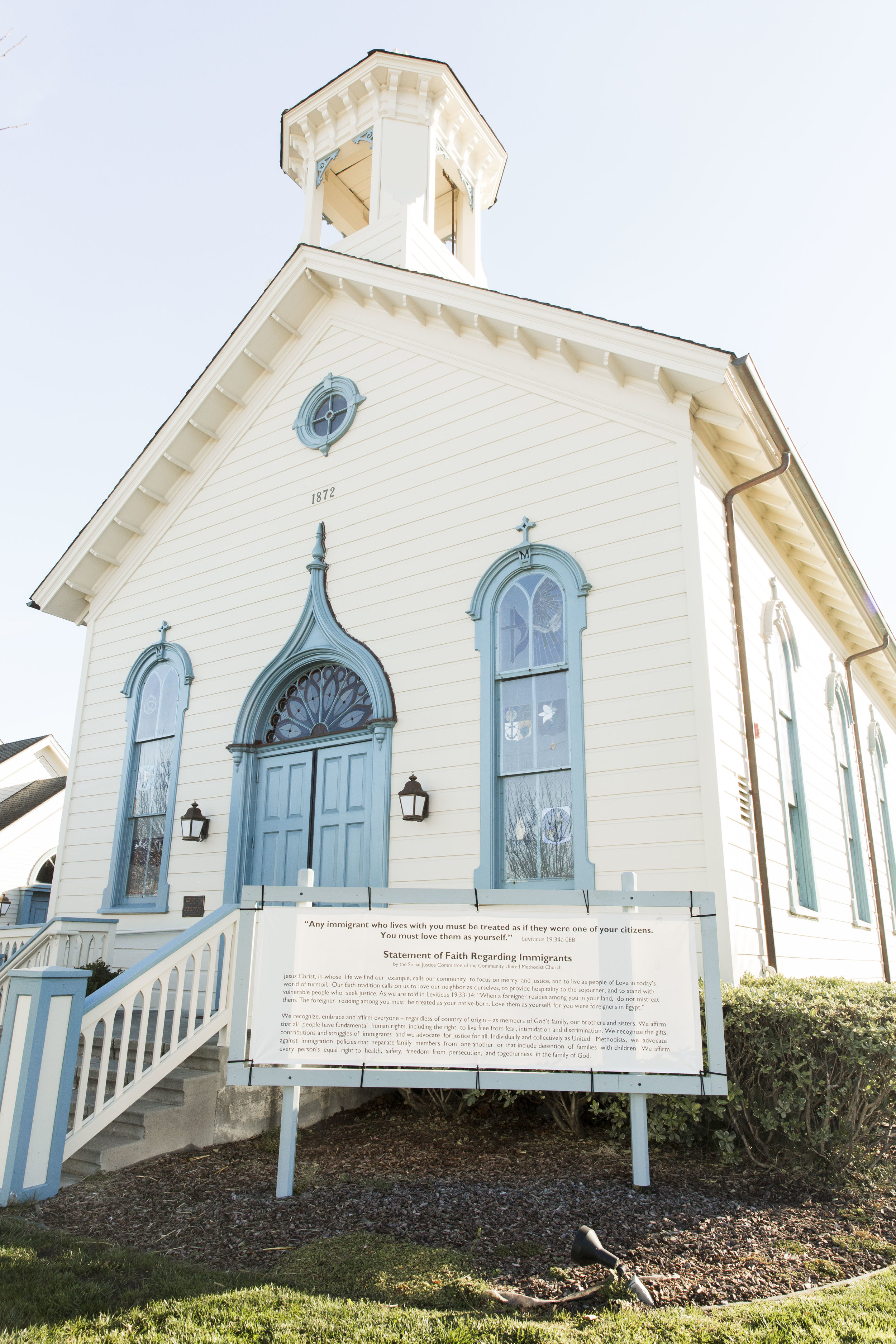 The Historic Chapel -
