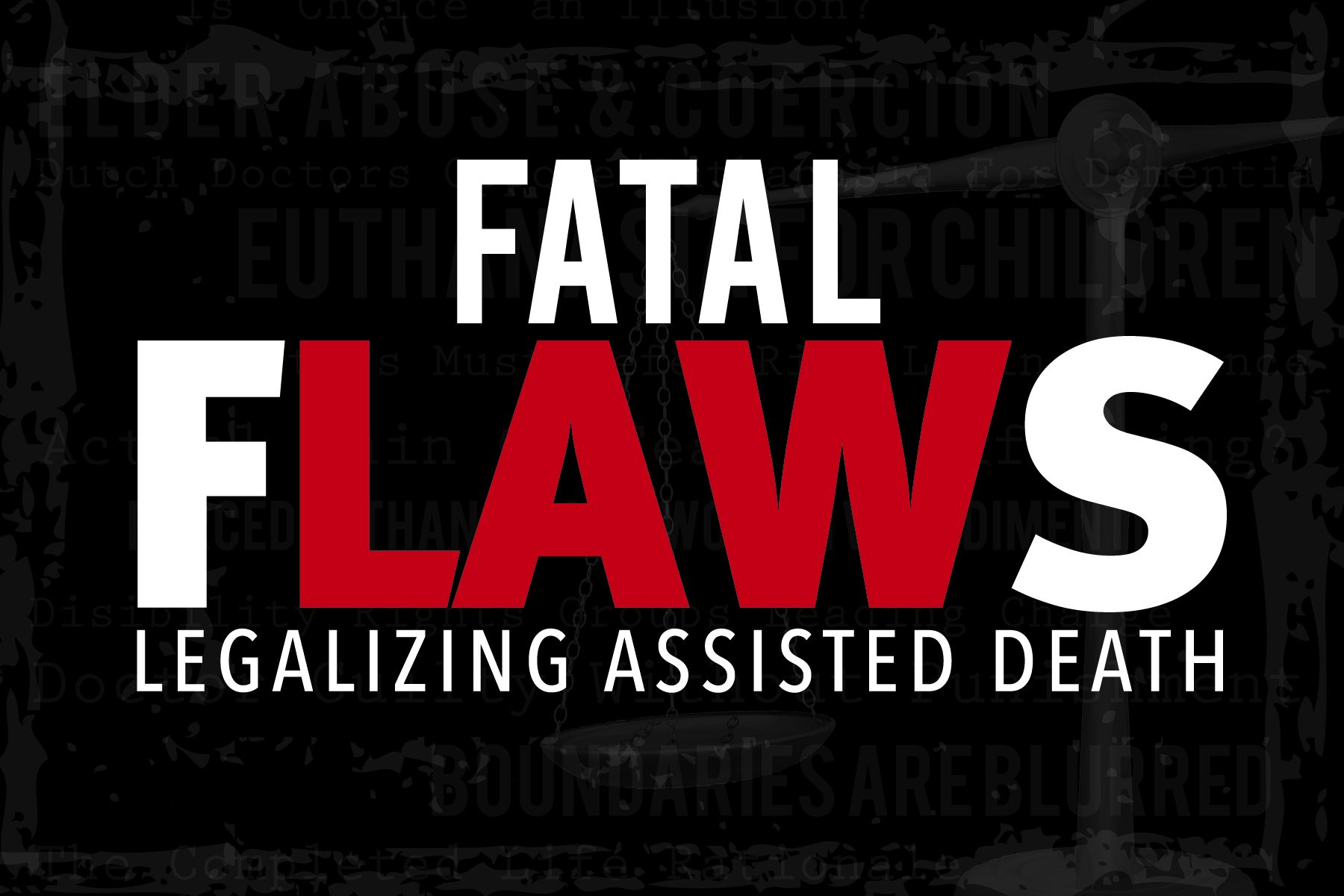 Fatal Flaws Released 2018