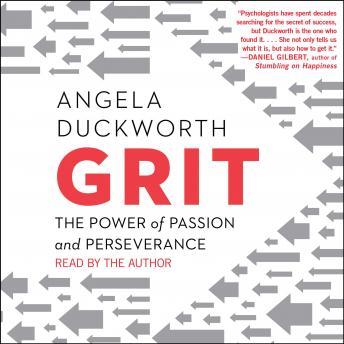 Grit - BY ANGELA DUCKWORTH