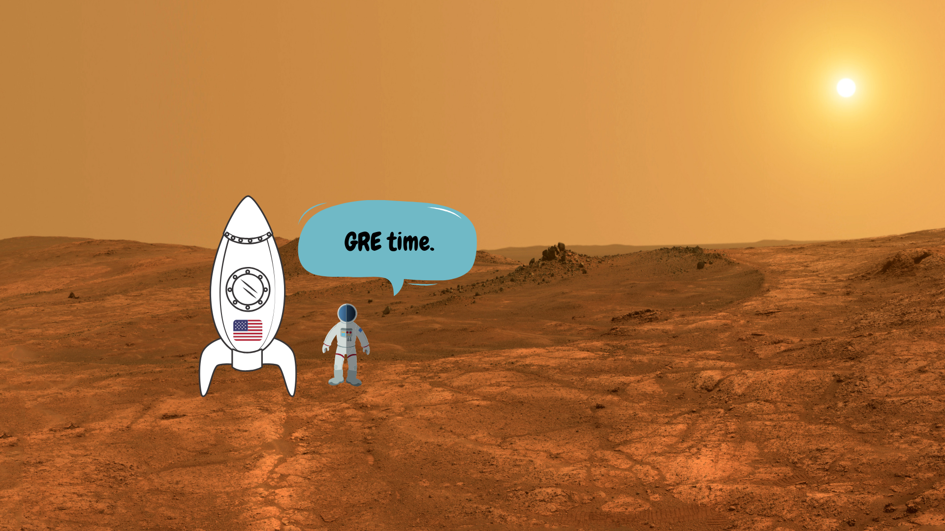 The CEO on Mars