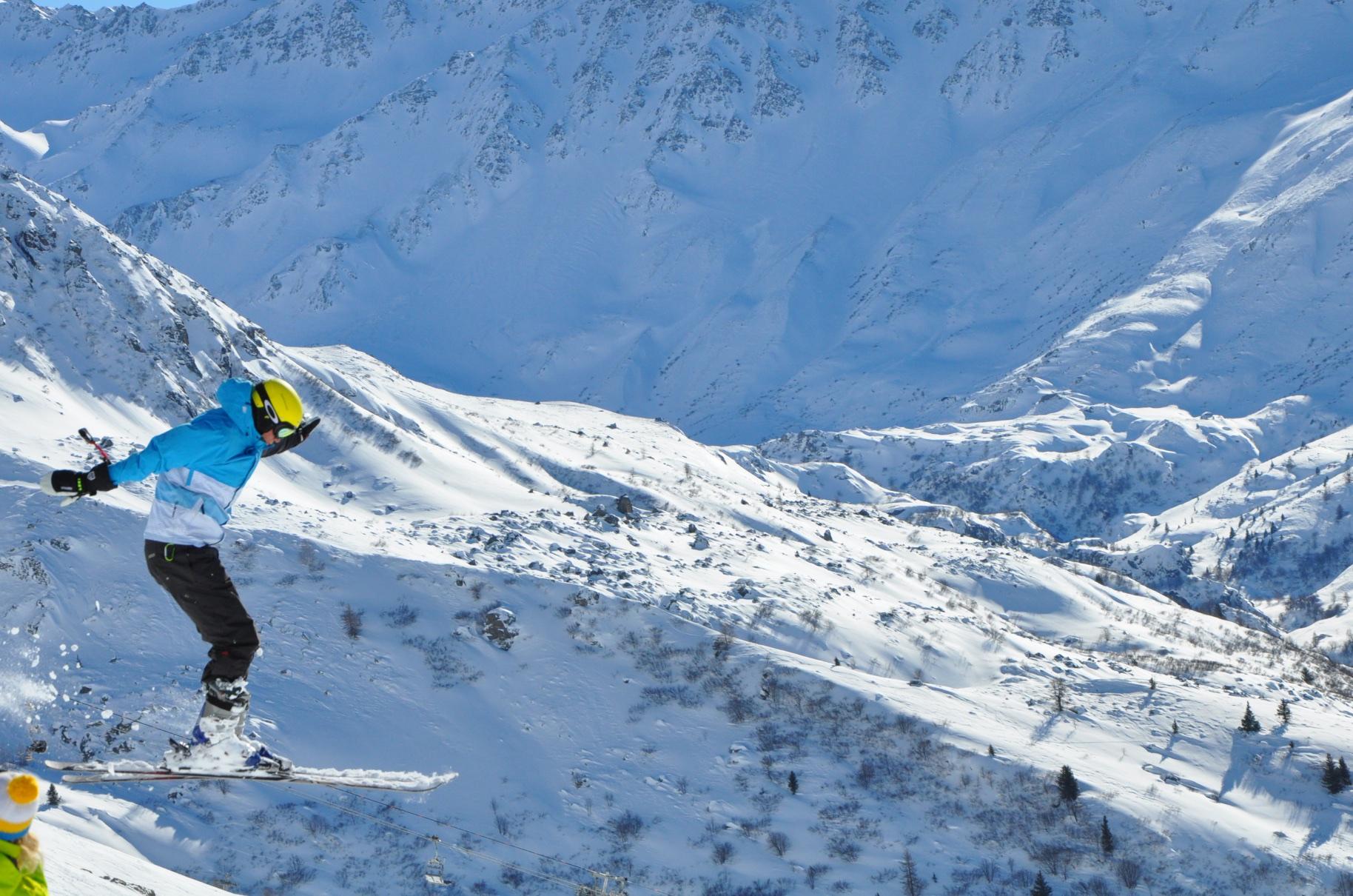 - book ski