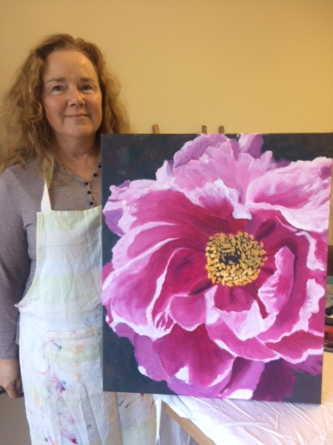 Macro Floral painting Workshop in Bowral - Create your own, beautiful, large-scale floral painting. Tracey has many years of art experience and will guide beginner and intermediate artists through the steps to create your own art work.Studio 2, BDAS. 1 Short St., Bowral.10.00 am - 4.00 pm, Saturday 28 September 2019.Cost: $130For enquiries and to enrol contact Tracey onE: traceymillermail@gmail.comDown load the PDF for more information