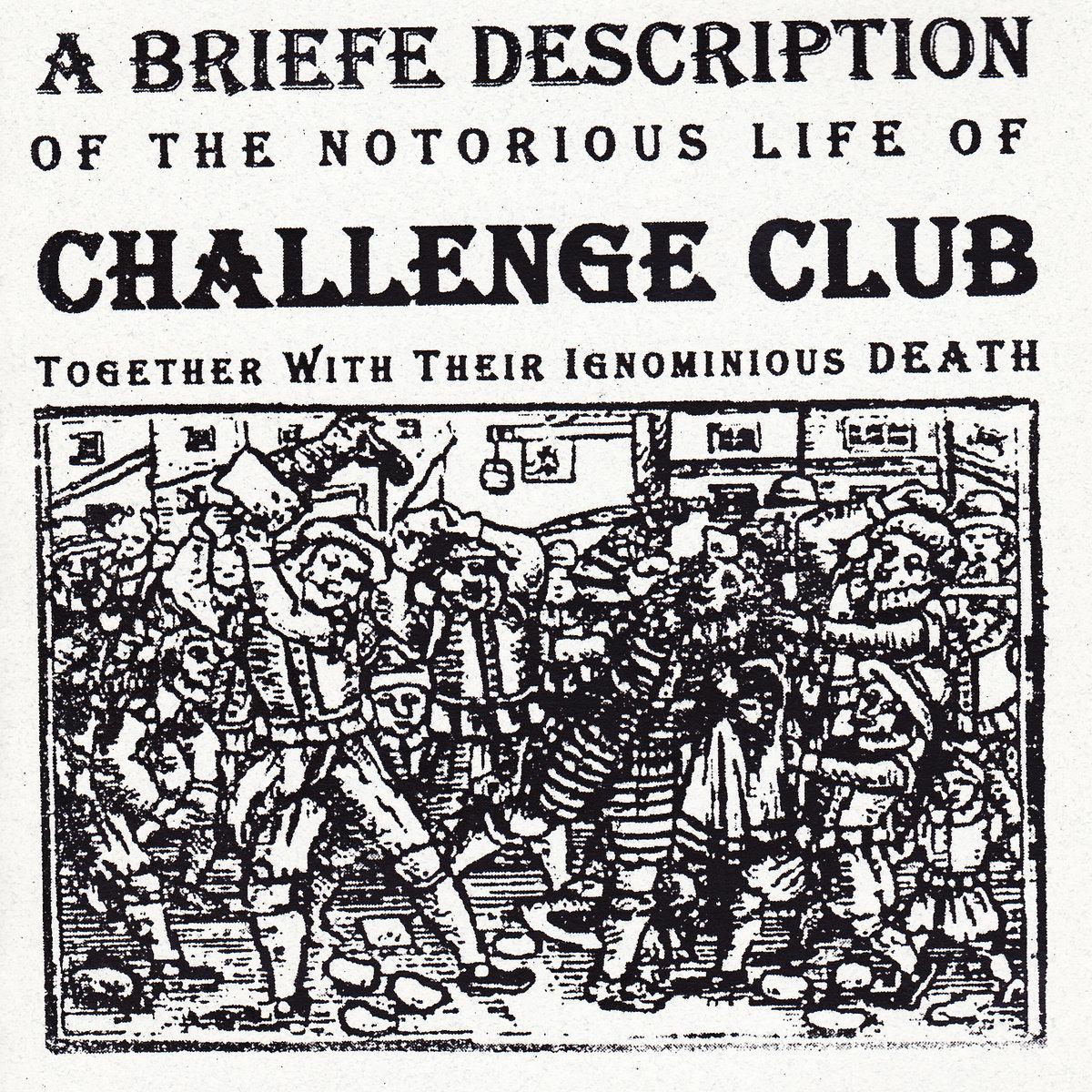 CHALLENGE CLUB - CHALLENGE CLUB