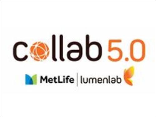 Gnowbe 최종Top6 글로벌 혁신 스타트업으로 선정   2019년 4월 24일 한국 메트라이프생명과 Lumenlab의 글로벌 혁신 스타트업 대회인 Collab5.0에서 Gnowbe가 최종 Top6 글로벌 혁신 스타트업으로 선정되었습니다.