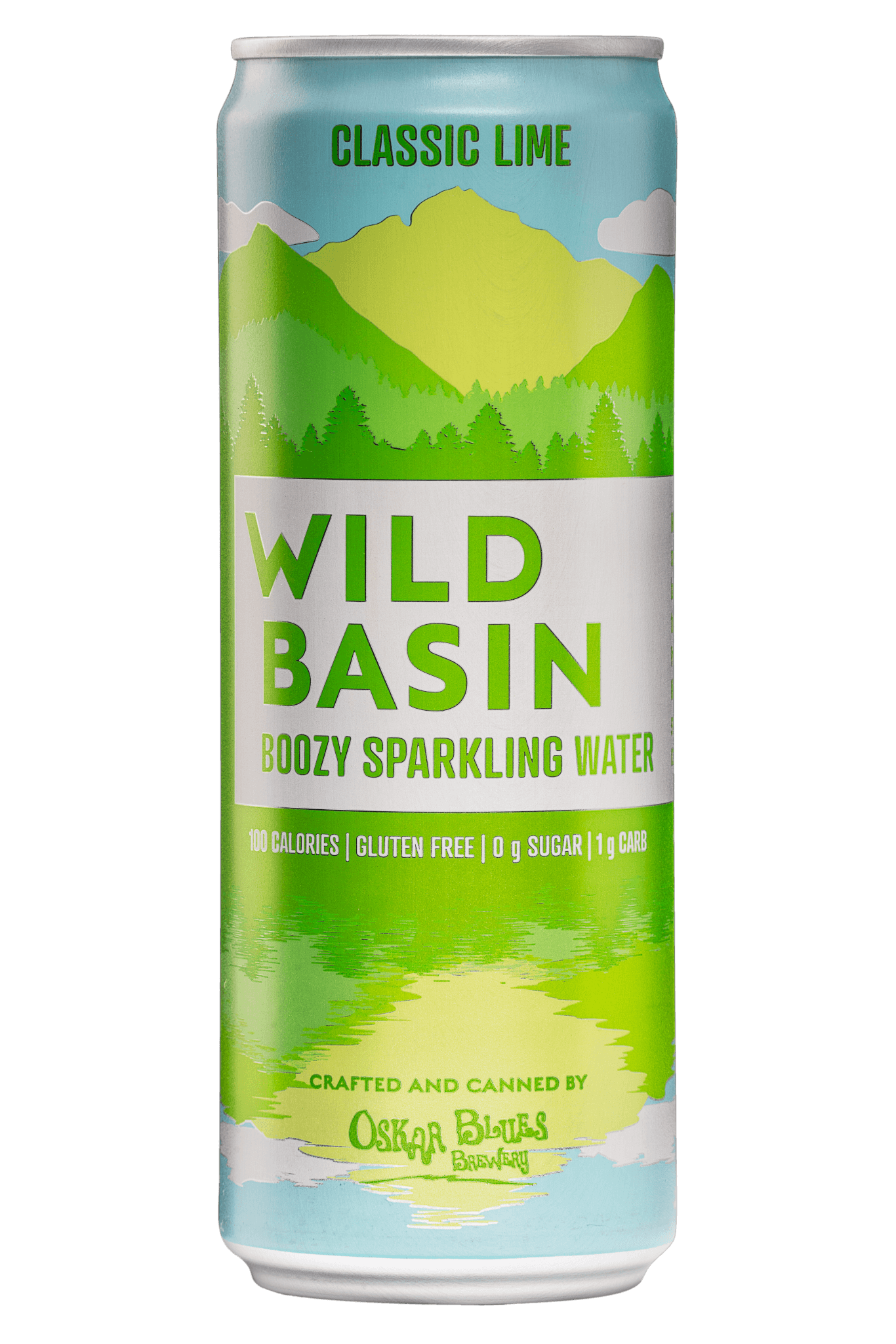 Wild Basin Boozy Lime Sparkling Water