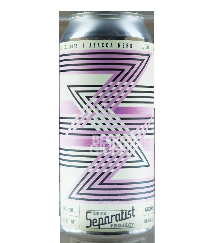 Separatist Beer Project Azacca Nerd