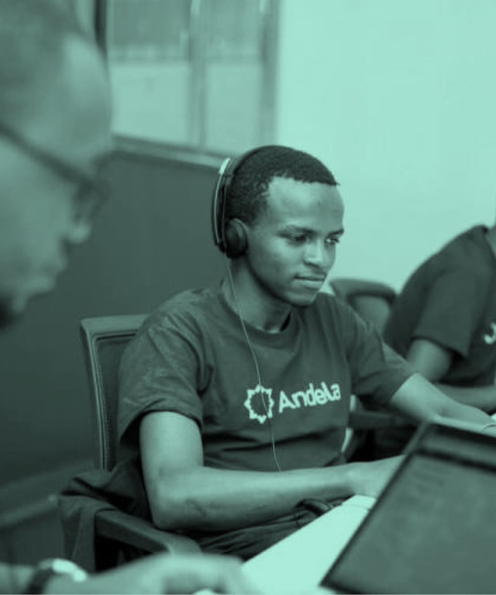 How do we unleash the most talented young Africans into the global digital economy? - Lagos, Nairobi, Kampala, Kigali, USA.⠀⠀⠀⠀Visit Andela →
