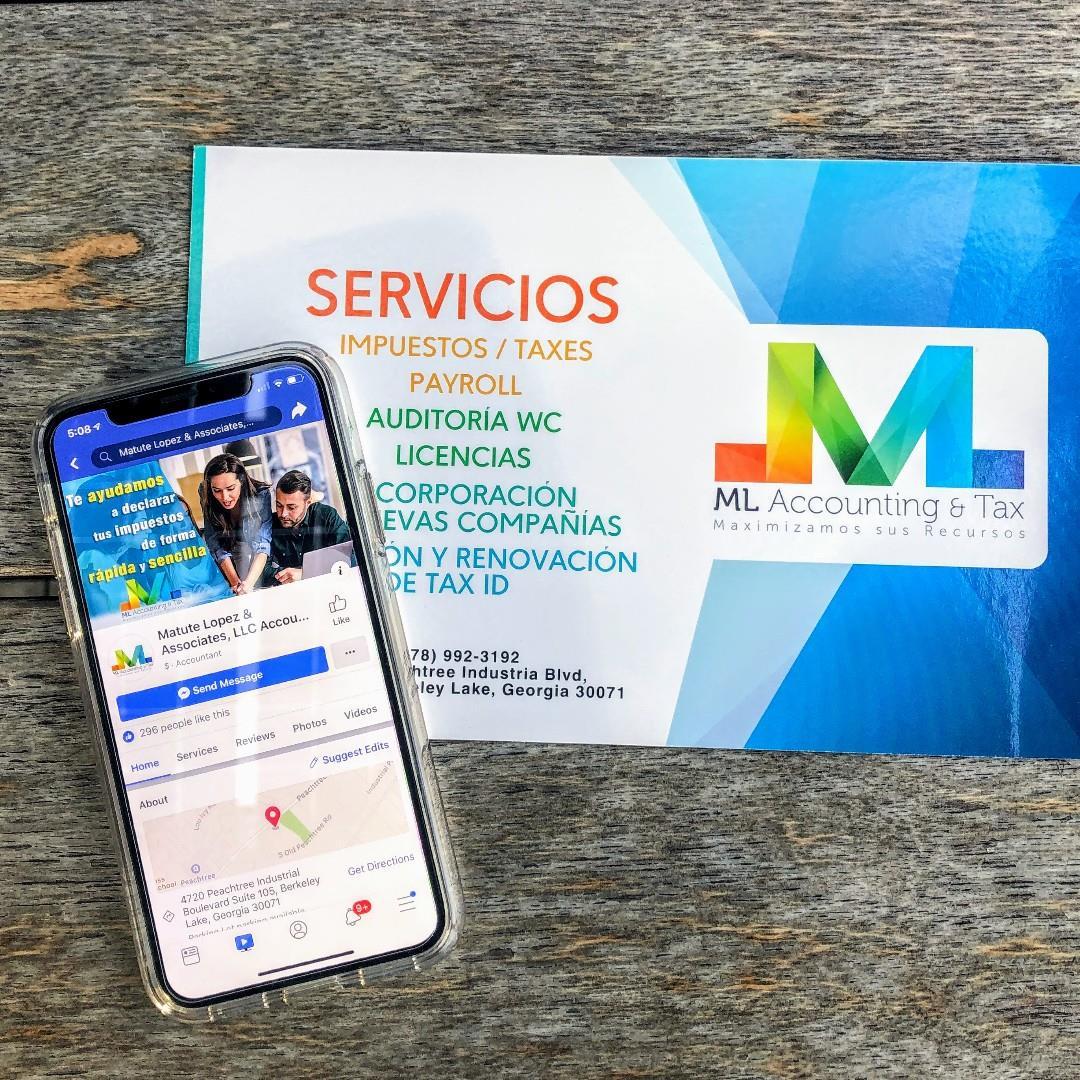 Matute Lopez & Associates - Services: digital strategy, social media management and email campaignCollaborator: Patty Suarez, Esther Cedeño.