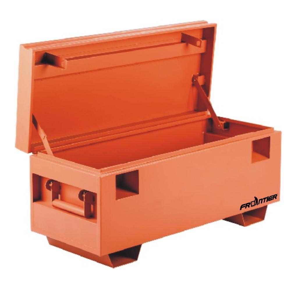 Steel job box