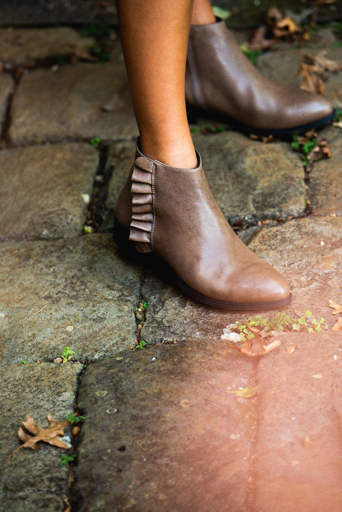 Gaimo Boots Adelaide Boot Asfalto $240