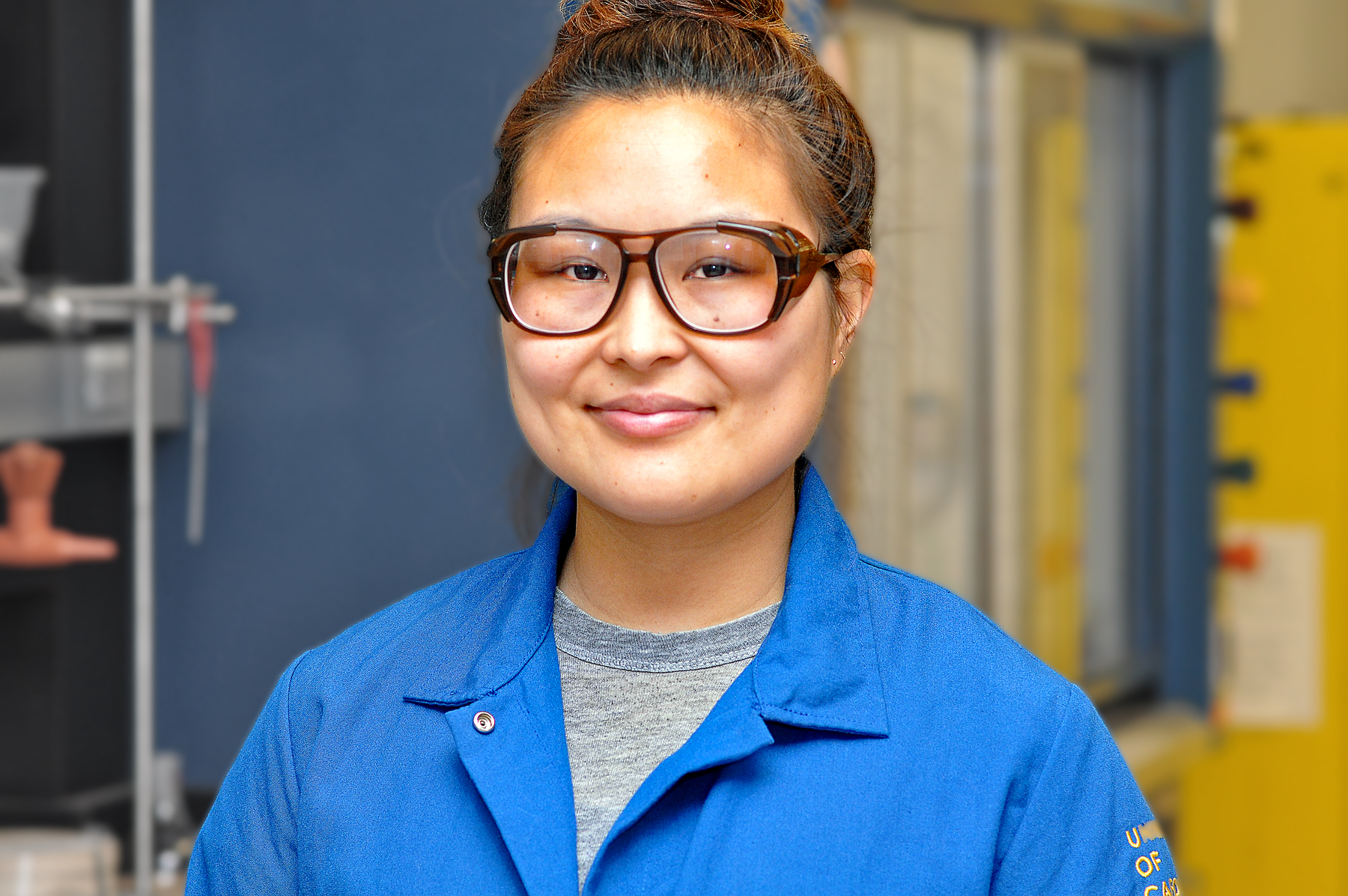Erin Hanada - University of WashingtonB.S. — Chemistry