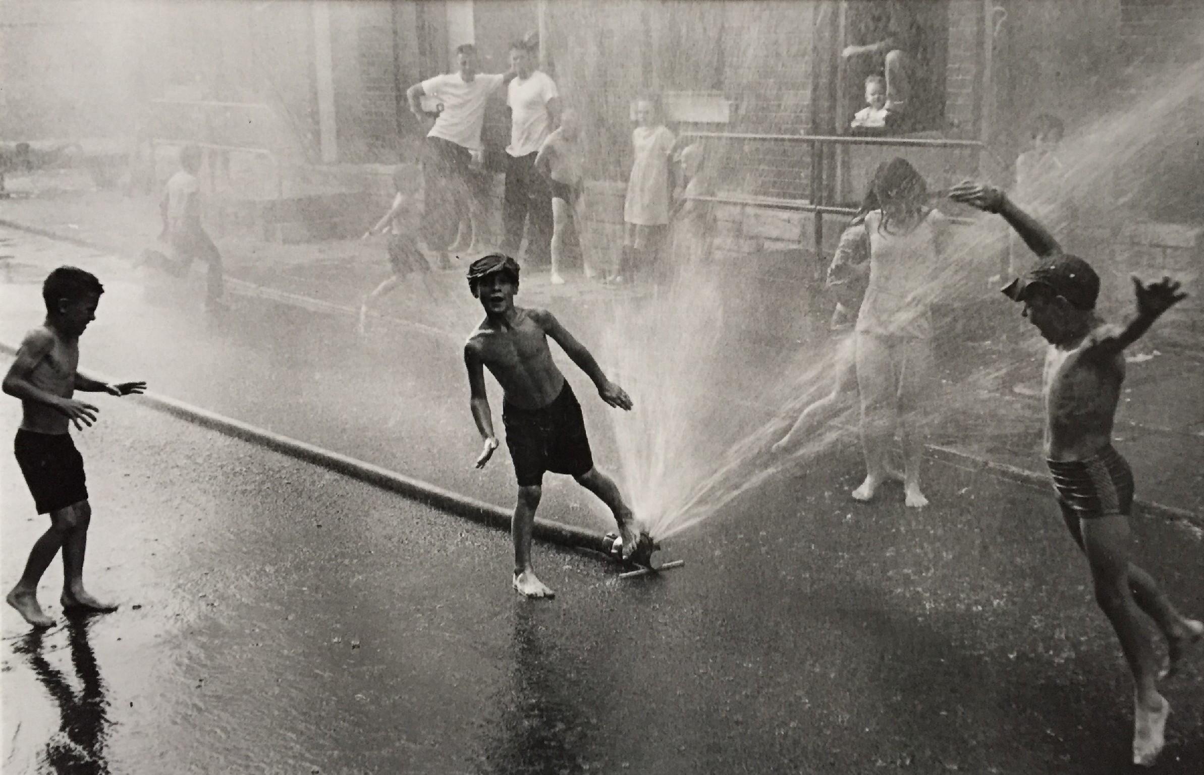 Wilkins Avenue, Corktown, Toronto, 1968