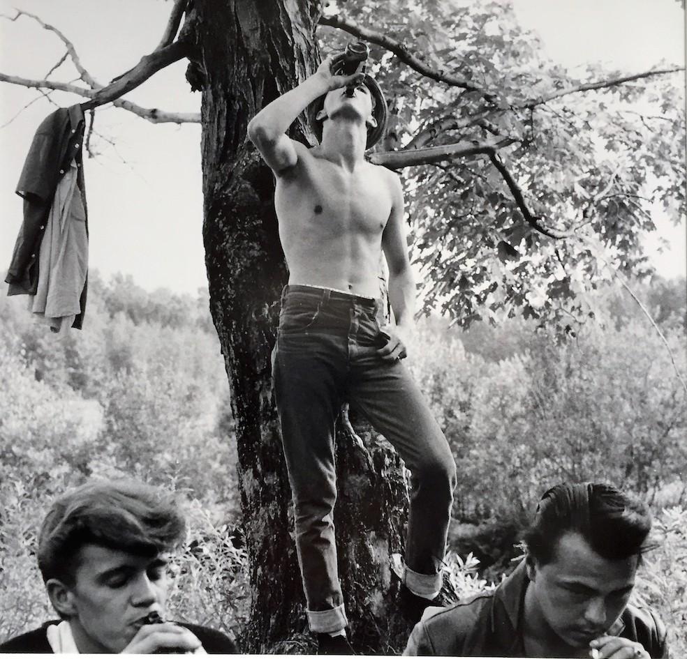 Jackson's Point, Ontario, 1968