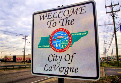 LaVergne, TN Welcome Sign.png