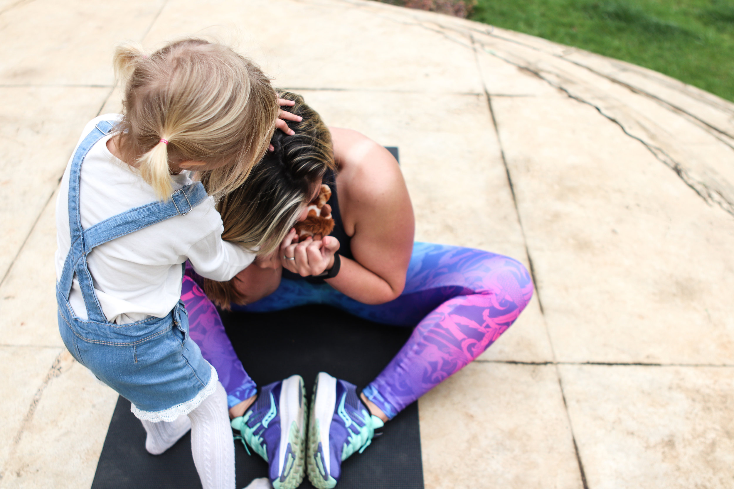 - My goal for this blog is to empower, educate and entertain. I want to help new mamas to get off the couch and back into a healthy lifestyle.To help them to prioritize self care amdist all their other responsibilities.