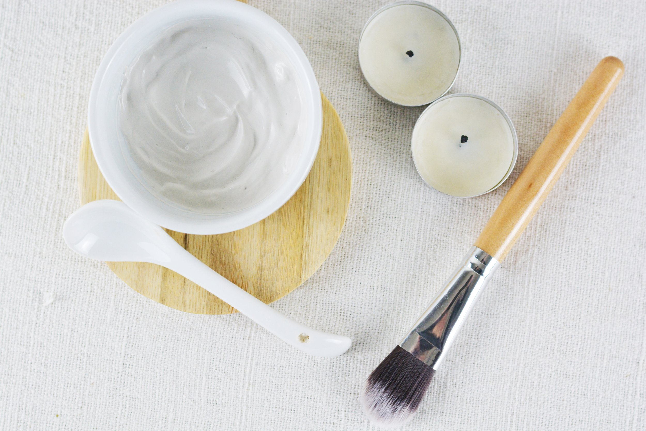 Australian White Clay - Natural and Pure Skin Care
