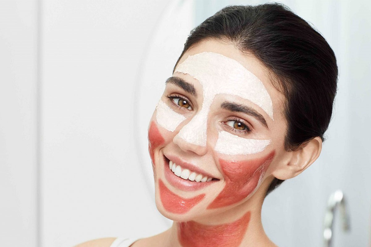 Multi-masking with BRUL HERBALS