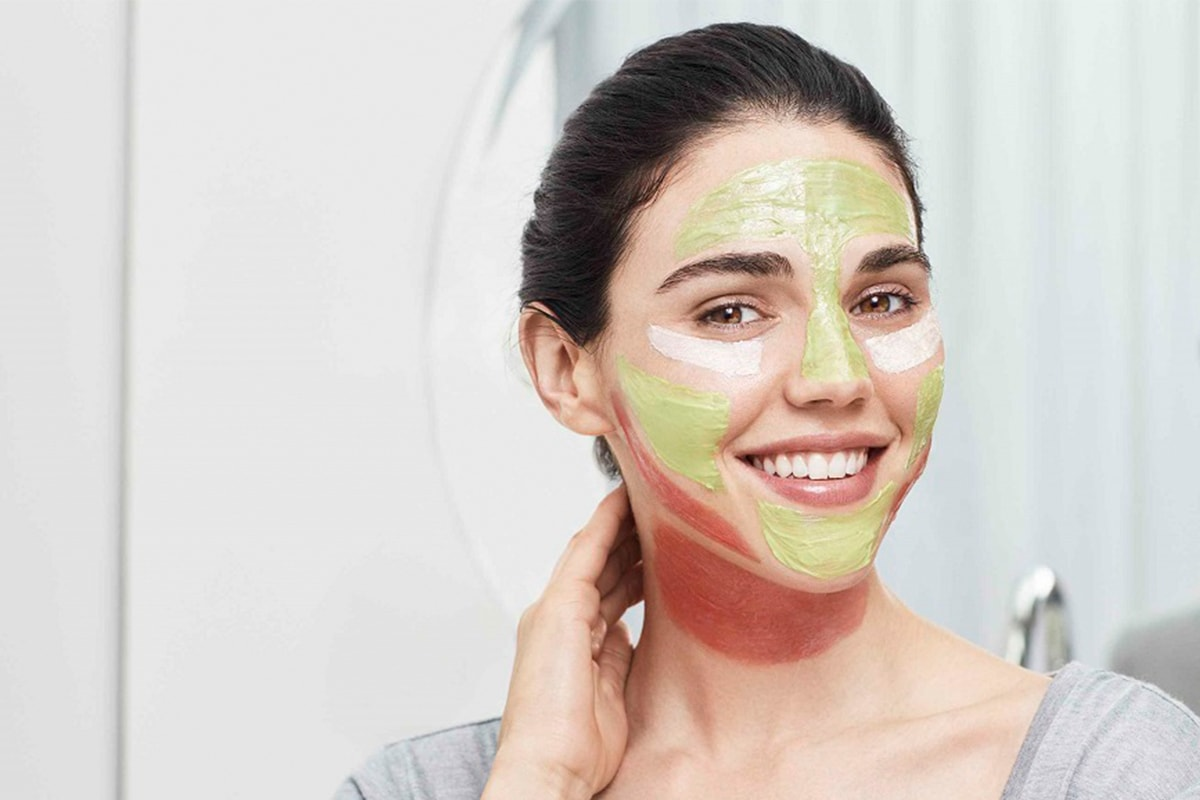 BRUL HERBALS Pure Australian Clay Facial Masks for all skin types for Multi-Masking