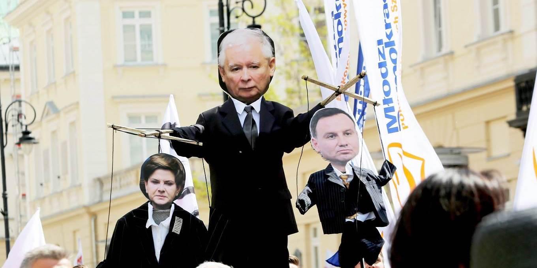 Kaczynski the puppet master